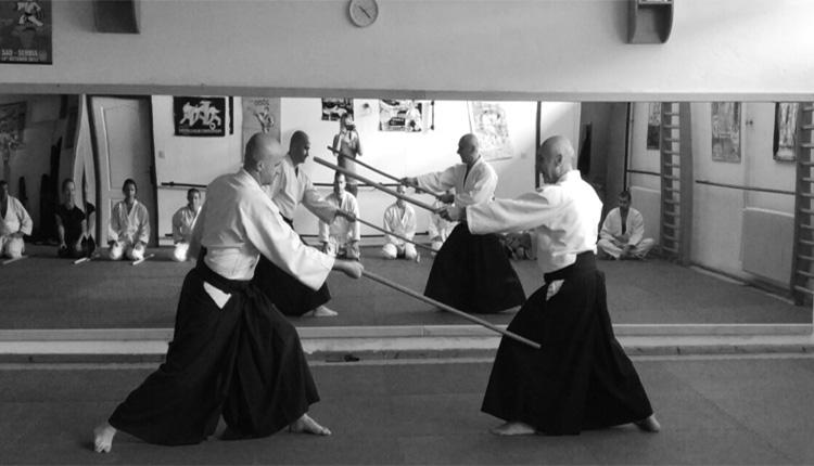 aikido klub kosava o treningu
